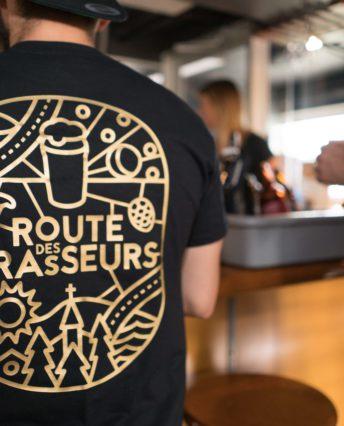 Premier tap takeover de la Route des Brasseurs : une langoureuse soirée en perspective!
